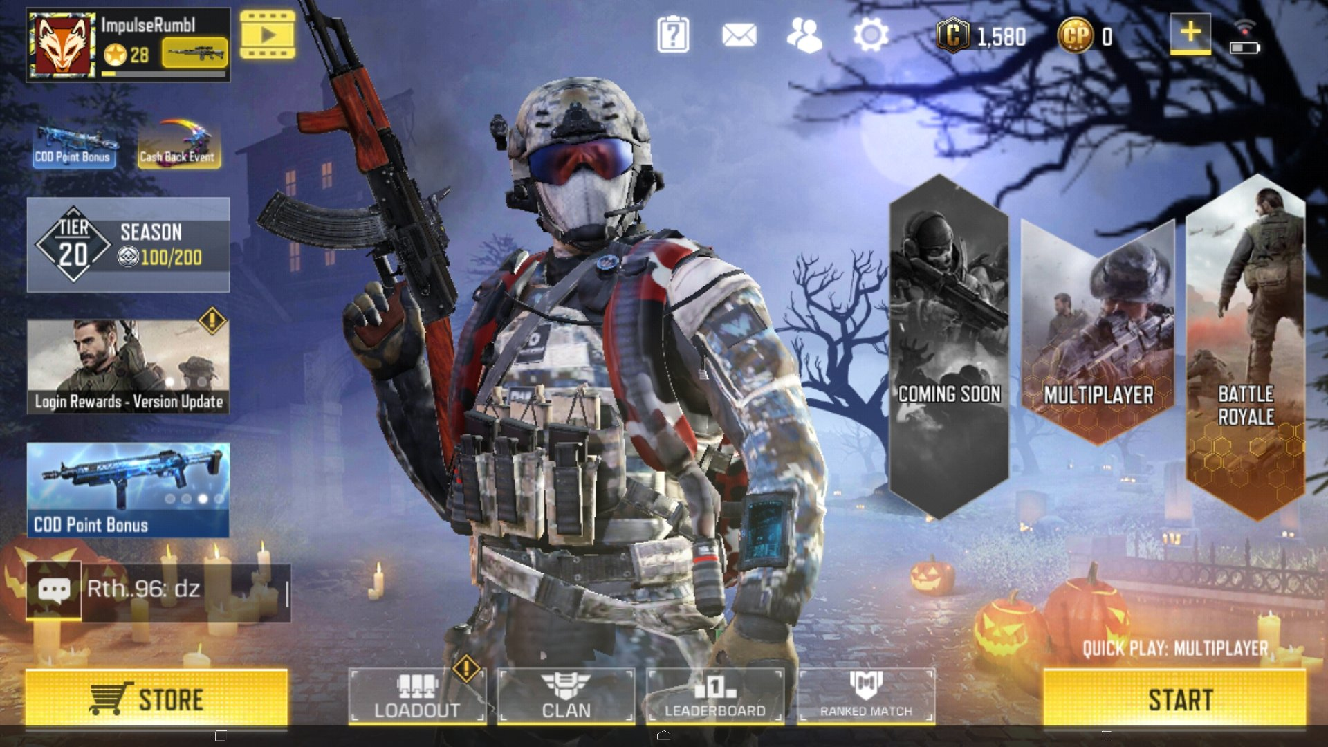 Image result for Call of Duty Mobile tema halloween